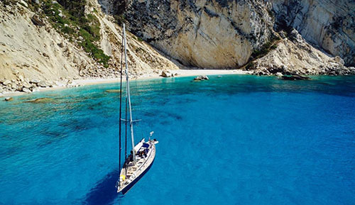 Private boat trips to Othonoi